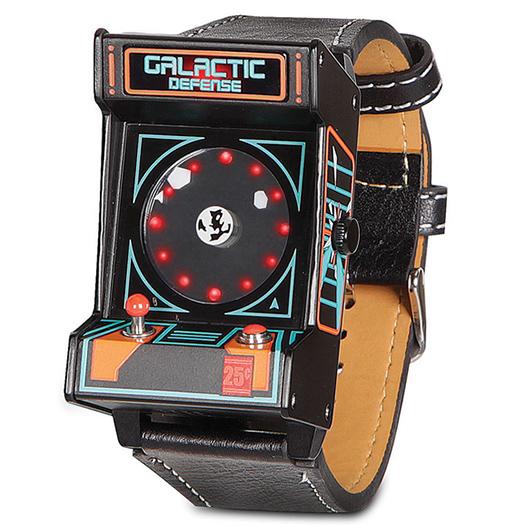 Arcade-Wrist-Watch