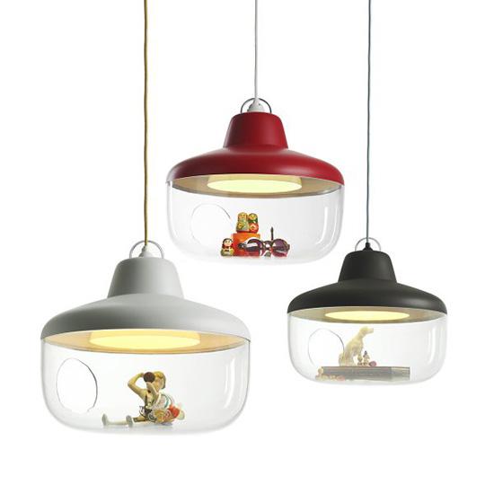 Favorte Things Lamp