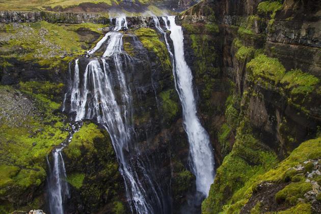 Amazing Waterfall Iceland