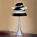 Post Thumbnail of Levitating Designer Lamp