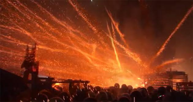 Taiwan-Behive-Firework-Festival