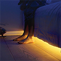 Post Thumbnail of LED Under Bed Nightlights