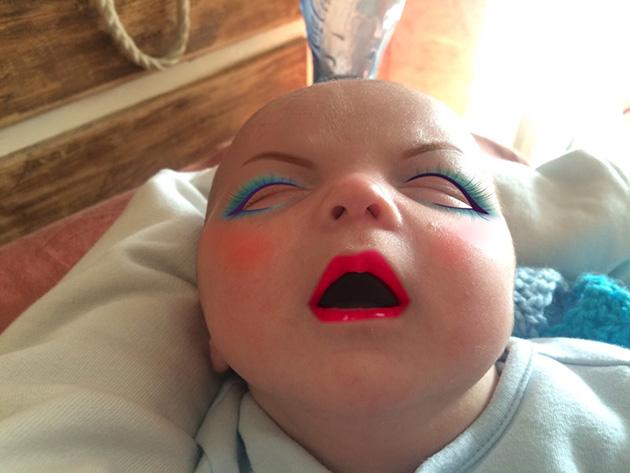 Baby Makeup App 02