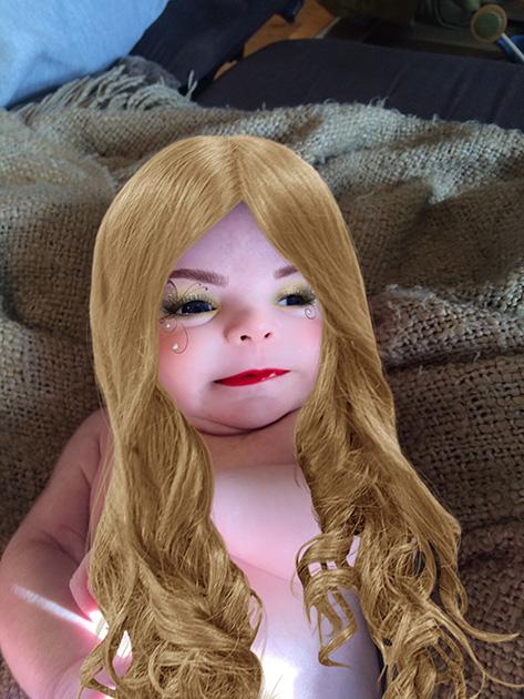 Baby Makeup App 03