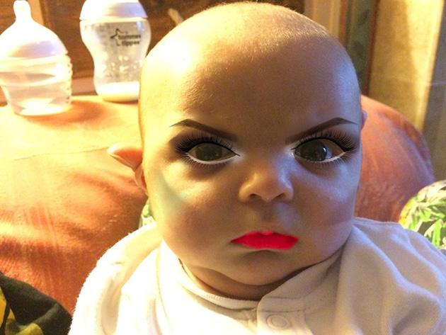 Baby Makeup App
