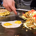 Post Thumbnail of Japanese Pancakes AKA Okonomiyaki