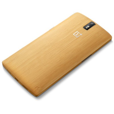 Oneplus Bamboo Back