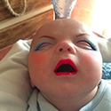 Post Thumbnail of Make-up App Und Baby = ANGST
