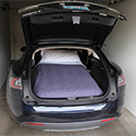 Post Thumbnail of The Tesla Car Airbnb