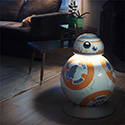 Post Thumbnail of BB-8 Floor Lamp