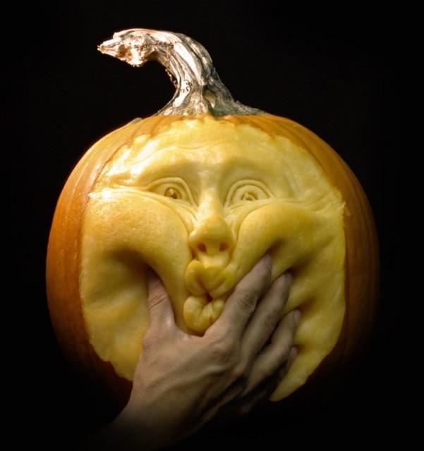 Creative Pumpkin Carvings Ideas 2016