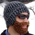 Post thumbnail of DIY Bearded Winter Hat