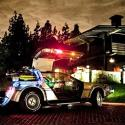 Post thumbnail of Back To The Future Time Machine Car Replica
