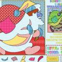 Post thumbnail of Patchworkz! X-Maz Puzzle