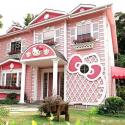 Post Thumbnail of Hello Kitty House in Shanghai