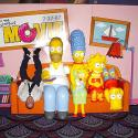 Post thumbnail of The Life Size Simpsons Sofa + Family can be yours